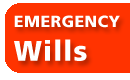 Get an Emergency Will from Freedom Wills Colchester